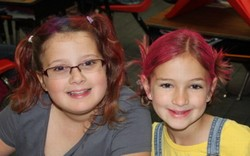 View the '2012 Crazy Hair Day!' album.